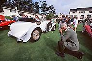 August 26th, 1984. 1938 Mercedes Benz 200V Roadster.