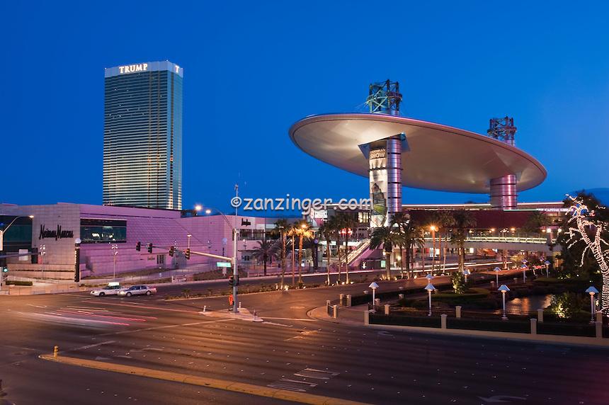 Trump Hotel & Casino, Fashion Show Mall, Las Vegas NV Hospitality