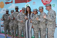 CULVER CITY, CA - SEPTEMBER 24: Ali Landry attends the Step2 & Favored.by Present The 5th Annual Red Carpet Safety Awareness Event at Sony Pictures Studios on September 24, 2016 in Culver City, California. (Credit: Parisa Afsahi/MediaPunch).