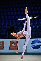 "VIKTORIA SHYNKARENKO of Ukraine performs at 2011 World Cup Kiev, ""Deriugina Cup"" in Kiev, Ukraine on March 05, 2007."