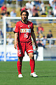 Takuya Honda (Antlers), APRIL 29, 2011 - Football: 2011 J.League Division 1 match between Avispa Fukuoka 1-2 Kashima Antlers at Level 5 Stadium in Fukuoka, Japan. (Photo by AFLO)