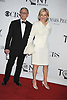 Mike Nichols and wife Diane Sawyer attend th 66th Annual Tony Awards on June 10, 2012 at The Beacon Theatre in New York City.