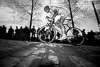 De Ronde van Vlaanderen 2012..Tom Veelers