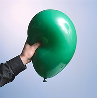 BALLOON: VOLUME &amp; PRESSURE<br />