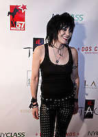 Joan Jett attends NYCLASS: A Night Of New York Class at The Edison Ballroo in New York, United States. 10/23/2012. Photo by Kena Betancur/VIEWpress.
