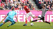 2017 German Bundeliga Football Bayern Munich v Frankfurt Mar 11th