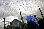 Pope visits Istanbul