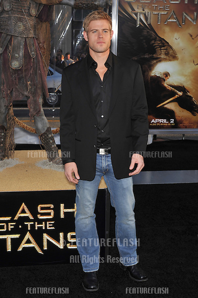 """Trevor Donovan at the Los Angeles premiere of """"Clash of the Titans"""" at Grauman's Chinese Theatre, Hollywood..March 31, 2010  Los Angeles, CA.Picture: Paul Smith / Featureflash"""