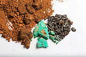 Minerai de Nouvelle-Caédonie : Latérite, Garniérite et grenaille