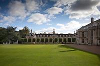 Milton Hall, England