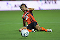 Arata Sugiyama (Ardija), AUGUST 7, 2011 - Football / Soccer : 2011 J.League Division 1 match between Omiya Ardija 2-2 Vegalta Sendai at NACK5 Stadium Omiya in Saitama, Japan. (Photo by Hiroyuki Sato/AFLO)