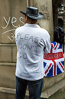 Scottish Referendum for Independence: YES or NO…