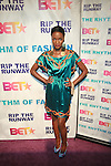 ANTM's Krista White attends Red Carpet Arrvials for BET'S RIP THE RUNWAY 2011 Hosted by MEHCAD BROOKS AND SELITA EBANKS AT THE <br />