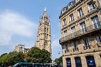 Bordeaux Cathedral (Cathédrale Saint-André de Bordeaux).