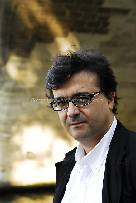 Javier Cercas, Paris, 2006.