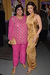 Gurinder Chadha and Aishwarya Rai