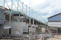 SCHAATSEN: HEERENVEEN: IJsstadion Thialf, 2015, Ver(nieuw)bouw, ©foto Martin de Jong