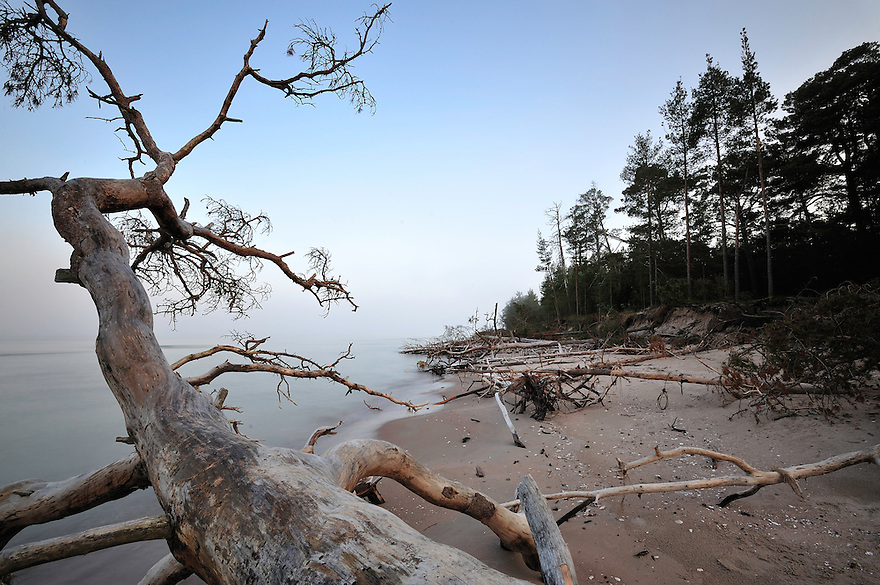 Cape Kolka, Slitere National Park, Latvia
