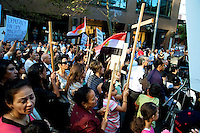 Support for the Copts of Egypt, Sydney Rally 14.04.13