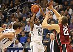 14-15 BYU Men's Basketball vs Stanford