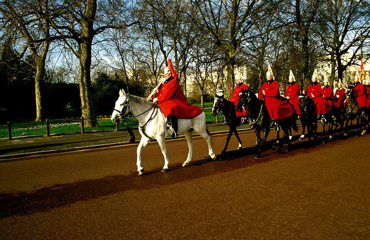England: Europe, London, Changing of the Guards at Buckingham Palace,  Photo: london101.Photo copyright Lee Foster, www.fostertravel.com, 510/549-2202, lee@fostertravel.com