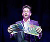 THE ILLUSIONISTS - WITNESS THE IMPOSSIBLE<br /> Conceived by Simon Painter at the Shaftesbury Theatre, London, Great Britain <br /> Press photocall <br /> 13th November 2015 <br /> <br /> <br /> Jamie Raven - The Magician <br /> <br /> <br /> <br /> <br /> Photograph by Elliott Franks <br /> Image licensed to Elliott Franks Photography Services