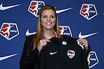 15 January 2016: Rachel Daly was taken with the #6 overall pick by the Houston Dash. The 2016 NWSL College Draft was held at The Baltimore Convention Center in Baltimore, Maryland as part of the annual NSCAA Convention.