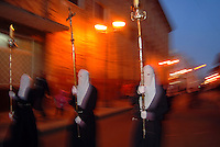 Preámbulo Semana Santa / Preamble Easter Week, Tunja, Colombia. 12-04-2014