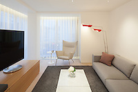 Apartment T by Krause Architects and Upton-Hansen Architects, London