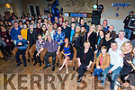 Surprise 60th Birthday for Jerry Conway, Tralee, celebrates with family and friends at the Ashe Hotel on Saturday