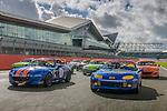 BRSCC MX-5 SuperCup 2016 - Silverstone