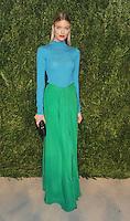 NEW YORK, NY - NOVEMBER 07:  Martha Hunt attends 13th Annual CFDA/Vogue Fashion Fund Awards at Spring Studios on November 7, 2016 in New York City. Photo by John Palmer/ MediaPunch