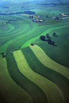 Aerial, Pennsylvania, Berks County farm