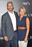 New York,NY-September 6: John Molner, Katie Couric attends the 'Sully' New York Premiere at Alice Tully Hall on September 6, 2016 in New York City. @John Palmer / Media Punch