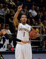 CAL Men's Basketball vs Oregon Ducks - February 16th, 2012