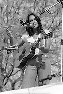 May 11th 1975, Manhattan, New York.<br /> Joan Baez appeared at The War Is Over concert in New York's Central Park in front of a crowd of more than 100.000 people.