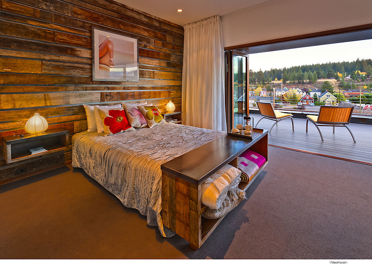 Residential Home by Sandbox Studio and Mark Tanner Construction for The Railyard Development in Truckee, CA