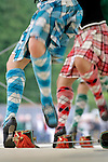 COWAL HIGHLAND GATHERING,DUNOON..COMPETITORS IN THE WORLD HIGHLAND DANCING CHAMPIONSHIP FINALS..30/08/08.PICTURE BY GARY DOAK....