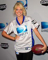 Entertainment - Kate Upton Directv Celebrity Beach Bowl - Indianapolis, IN
