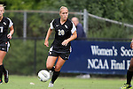 18 September 2011: Florida State's Janice Cayman (BEL). The Duke University Blue Devils defeated the Florida State University Seminoles 2-1 at Koskinen Stadium in Durham, North Carolina in an NCAA Division I Women's Soccer game.