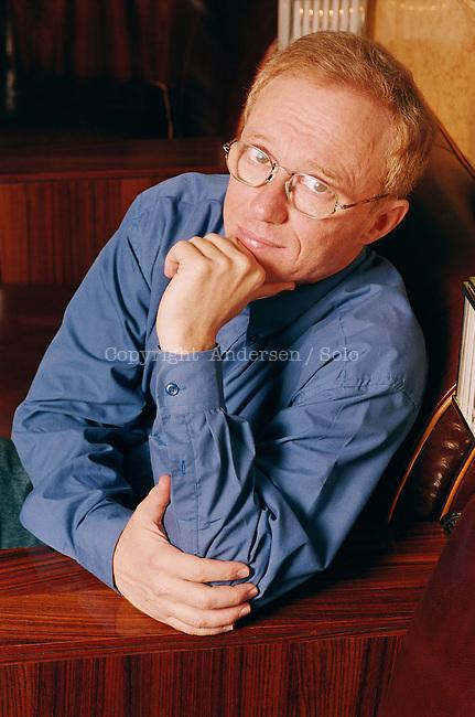 David Grossman, Israeli writer in 200.