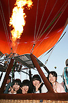 20111110 Hot Air Balloon Cairns 10 November