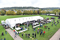 A general view of The Swift Half. Aviva Premiership match, between Bath Rugby and Exeter Chiefs on October 17, 2015 at the Recreation Ground in Bath, England. Photo by: Patrick Khachfe / Onside Images