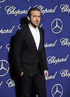 Actor Ryan Gosling at the 2017 Palm Springs Film Festival Awards Gala. January 2, 2017<br /> Picture: Paul Smith/Featureflash/SilverHub 0208 004 5359/ 07711 972644 Editors@silverhubmedia.com