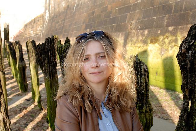 Samar Yazbek, Syrian writer.
