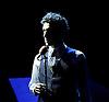 The Stripper<br /> based on a novel by Carter Brown <br /> music &amp; lyrics by Richard Hartley &amp; Richard O'Brien <br /> at St. James' Theatre, London, Great Britain <br /> 8th July 2016 <br /> <br /> Sebastian Torkia as Al Wheeler <br /> <br /> <br /> Photograph by Elliott Franks <br /> Image licensed to Elliott Franks Photography Services