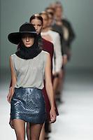 Mercedes-Benz Fashion Week: Rabaneda