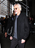 NEW YORK, NY November 14:Billy Bob Thornton at AOL BUILD  to talk about his new movie Bad Santa 2 in New York City.November 14, 2016. Credit:RW/MediaPunch