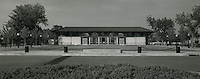 UNDATED..Historical         ..FERRY TERMINAL IN GHENT..Hedrich Blessing.NEG# 39686E..
