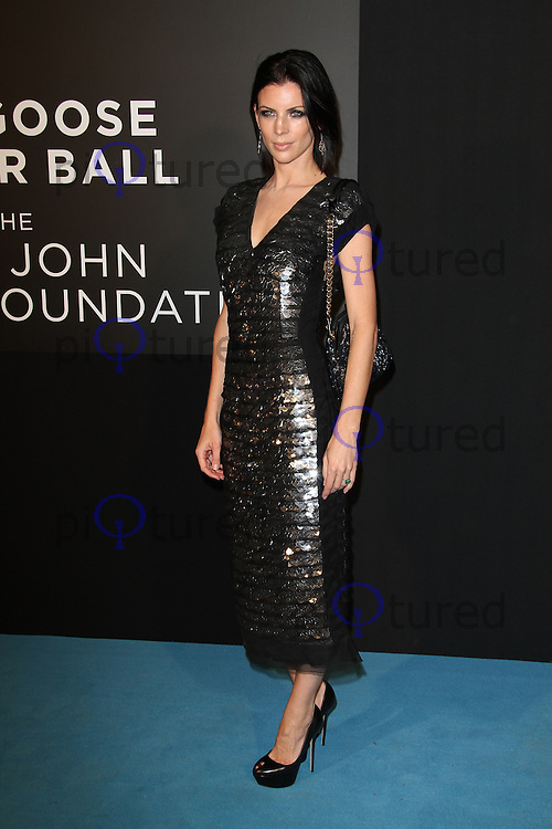 Liberty Ross Grey Goose Winter Ball to benefit the Elton John AIDS Foundation, Battersea Evolution, London, UK, 29 October 2011:  Contact: Rich@Piqtured.com +44(0)7941 079620 (Picture by Richard Goldschmidt)